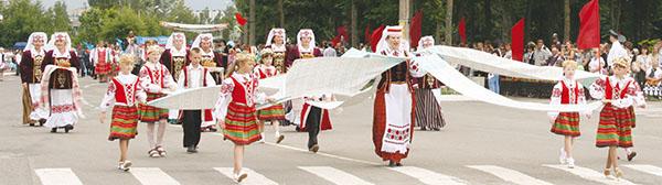 3 июля. Шумилино. Программа празднования Дня независимости Республики Беларусь