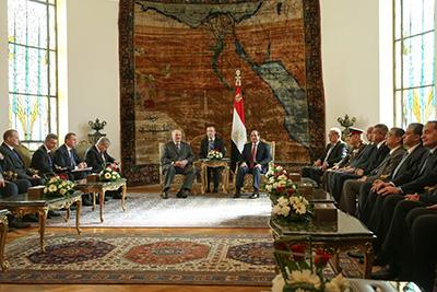 Тема недели: Визиты Президента Беларуси в Египет и Судан