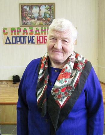 Праздник для юбиляров устроили в кафе «Блюз» члены районной организации Белорусского общества инвалидов
