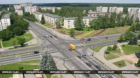 Новополоцк станет культурной столицей Беларуси 2018 года