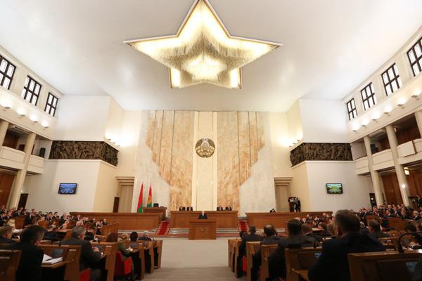 Тэма тыдня: Пасланне Прэзідэнта беларускаму народу і Нацыянальнаму сходу