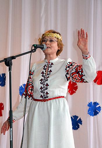 Шумилинские учителя ещё и поют