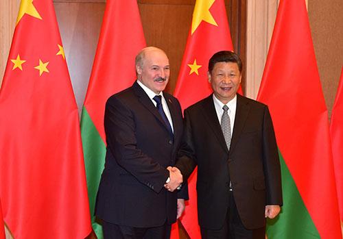 Тема недели: Визит Президента Беларуси в Китай