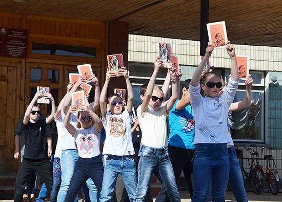 В Шумилино прошёл областной семинар. В центре его внимания – школьная библиотека