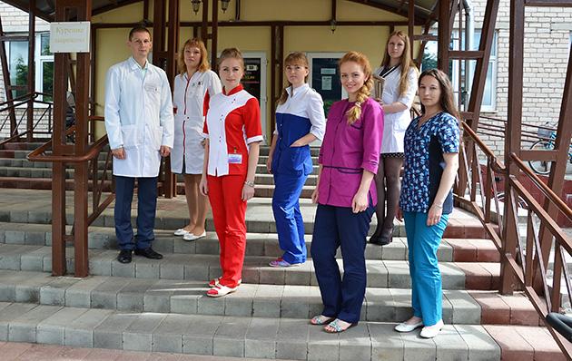Молодые специалисты Шумилинской ЦРБ – о медицине и о личном