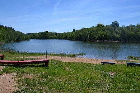 На каких озёрах Шумилинского района можно купаться