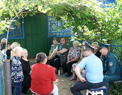 Что выявил День работы с населением в Ловжанском сельсовете?