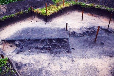 Другі сезон раскопак на археалагічным комплексе Кардон. Ёсць унікальныя знаходкі