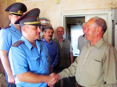 О бывшем начальнике милиции Михаиле Бородавко