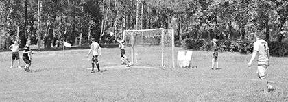 Футбольные страсти сотрясли Кордон