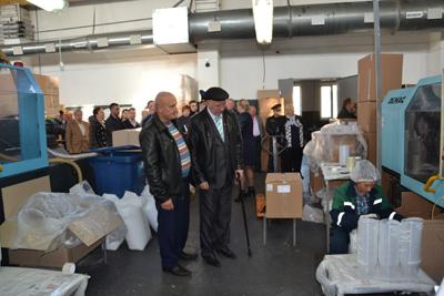 Депутаты Шумилинского районного Совета депутатов рассмотрели вопросы с выездом на объекты