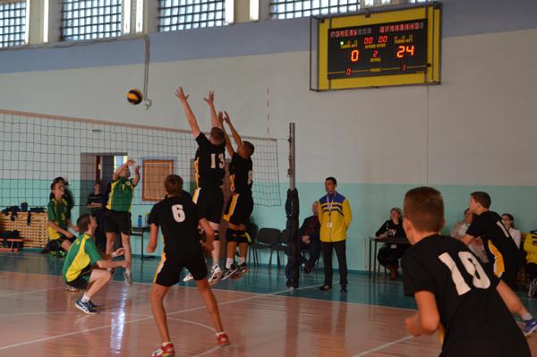 В Шумилино прошёл волейбольный турнир памяти Анатолия Завадского