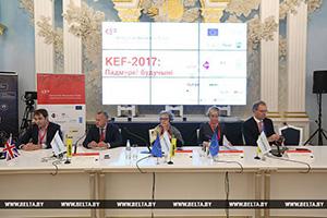 Тема недели: «Кастрычніцкі эканамічны форум «Основы будущего»
