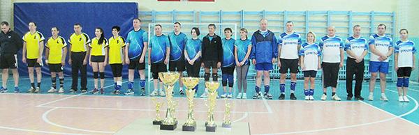 В Шумилино прошёл волейбольный турнир на призы «Белой Руси»