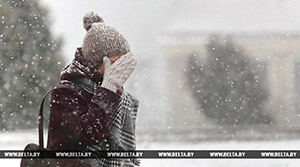 Зима придет в Беларусь на следующей неделе