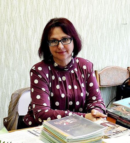 Наталья Инц. Педагог, который пришёл в школу по призванию