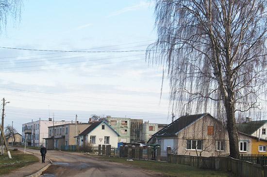 Сіроцінскі сельсавет: штрыхі да партрэта