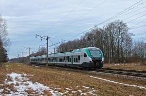 С 10 декабря введены изменения в расписании движения поездов
