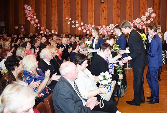 Шумилинская СШ №1 отпраздновала свой 100-летний юбилей