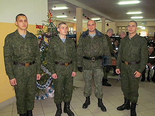 Как служится шумилинским парням в 103-й воздушно-десантной бригаде?