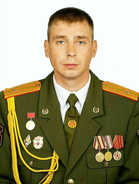Ещё в школьные годы Александр Зайцев решил стать офицером