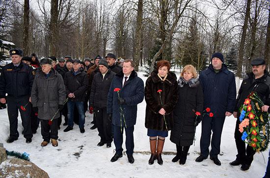 И каждый год 15 февраля воины-интернационалисты собираются вместе