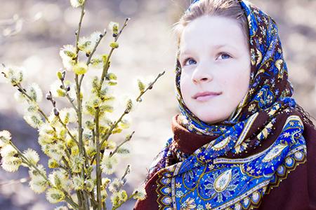 Православные христиане готовятся к Вербному воскресенью