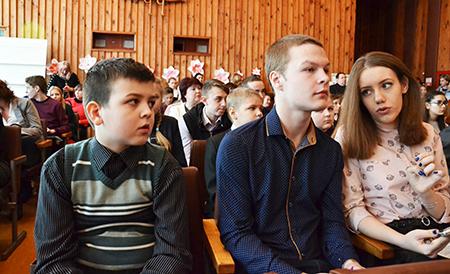 В Шумилино прошла XIV районная конференция научных обществ учеников