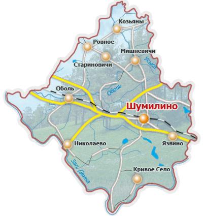 На заседании Шумилинского райисполкома обсудили вопросы посевной-2018