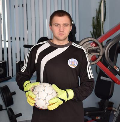 Спортивный образ жизни Павла Борисова из Шумилино
