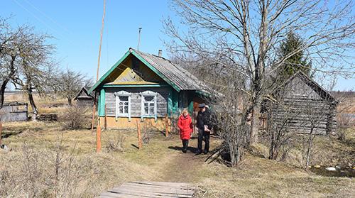 Подворный обход в Николевском сельсовете: люди щедро делились своими заботами