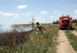За весенние палы сухой травы – уголовная ответственность