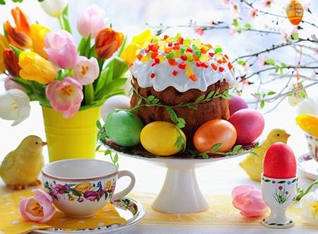 8 красавіка – Вялікдзень (па календары праваслаўнай канфесіі)
