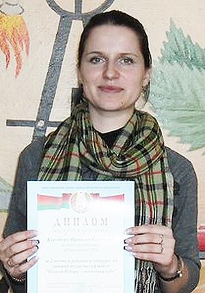 Падтрымаем Наталлю Каробчыц!