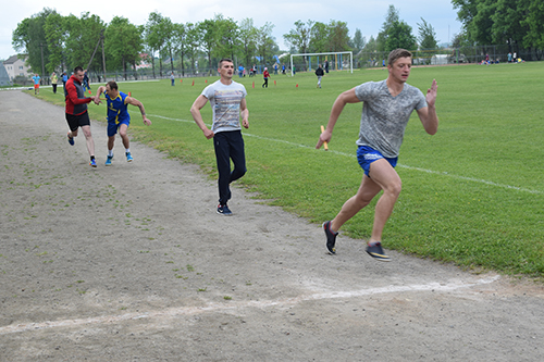 Праздник «Спорт – это здорово!» прошёл в Шумилино