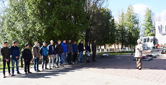 Этой весной 12 наших парней пополнят ряды Вооружённых Сил Беларуси
