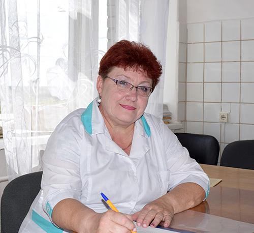 Доска почёта Шумилинского района: Алла Карапузова