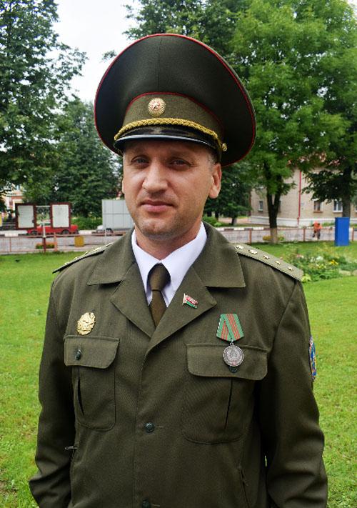 Доска почёта Шумилинского района: Виктор Боганов