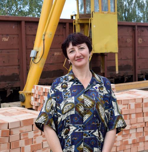 Доска почёта Шумилинского района: Валентина Кондратенко