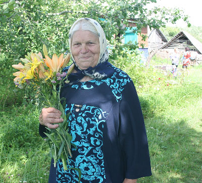 Сысоеўна з вёскі Сянькова