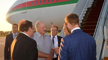 Белорусско-российские переговоры пройдут сегодня в Сочи