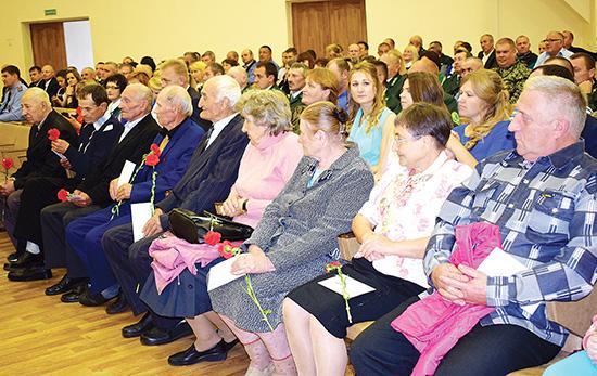 Работники лесного хозяйства Шумилинского района отметили свой профессиональный праздник