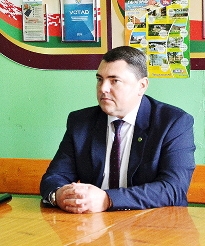 Депутат Александр Капшуль встретился со своими избирателями