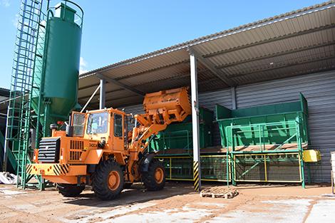 Модернизация обольского участка ВУ «Витебскторф» позволила выйти на новый уровень производства