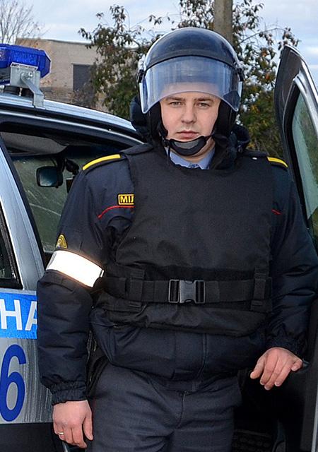 Доска почёта Шумилинского района: Михаил Быков