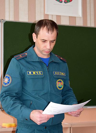 Спасатель и депутат Иван Москальков