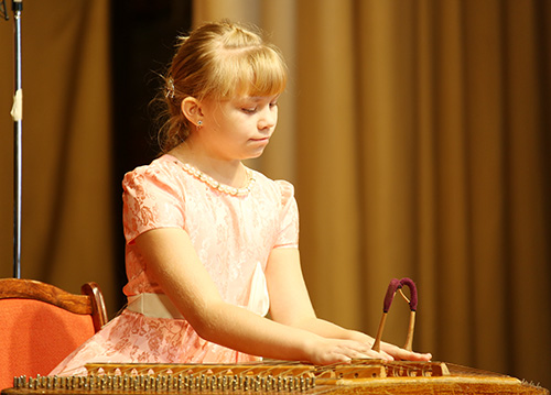 Маша Скоринова прошла отбор для участия в XIX Международном телевизионном конкурсе юных музыкантов «Щелкунчик»