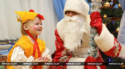 Каждый может принять участие в новогодней акции «Наши дети»