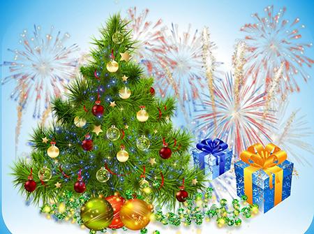 21 декабря Шумилино зажигает новогодние огни