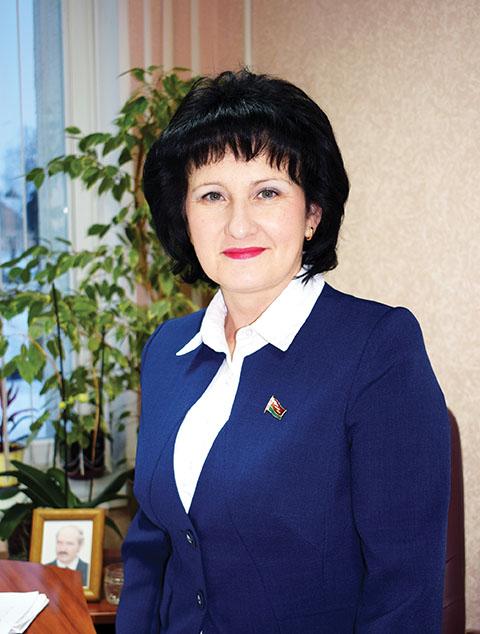 «Женщина года Шумилинщины»: Елена Сидоренко